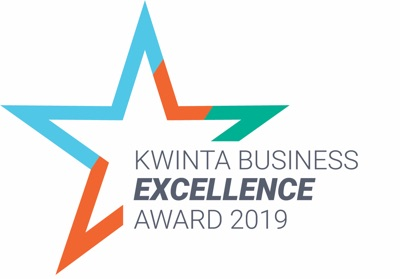 Kwinta Business Excellence Award 2019
