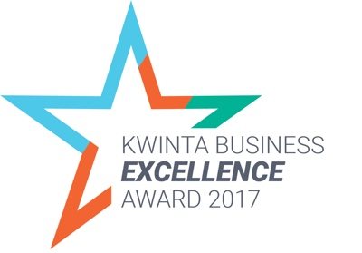 Kwinta Business Excellence Award 2017