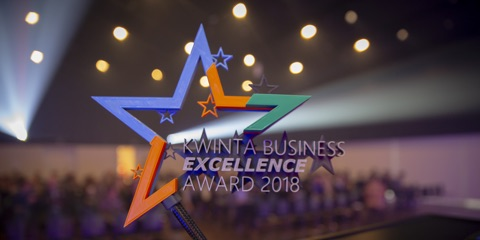 Kwinta Business Excellence Award